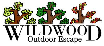 image of wildwood outdoor escape logo art